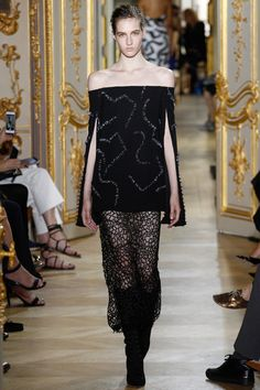 J.Mendel Haute Couture Fall/Winter 2016-2017 COUTURE Fashion Show