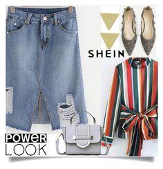"""SHEIN 9/10"" by lugavicjasmina ❤ liked on Polyvore"