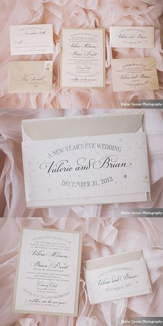 New Year S Eve Weddings Need Confetti And Bursting Bubbles We Designed This Very Delicate Celebration
