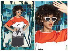 Dream Nation Paradise ! model; Nina Kozieradzka photo; Grzegorz Mikrut  #dreamnation #paradise #beach #aloha #photoshoot #lookbook #model #gregorzmikrut #warsaw #fashion #organic #street #style #summer #vibes #color #print #pattern #design