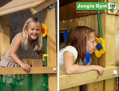 wooden climbing frame accessories talking tube™