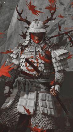 Japanese Art Samurai, Japanese Warrior, Fantasy Character Design, Character Art, Samourai Tattoo, Samurai Warrior Tattoo, Samurai Concept, Ronin Samurai, Arte Dark Souls
