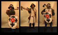 Teutonic Sergant IV by TheHolyWenzel.deviantart.com on @DeviantArt