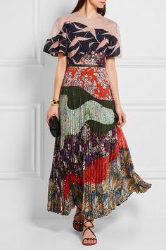 364ac3a1120d Les 10 meilleures images du tableau robes imprimées sur Pinterest ...