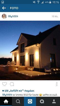 Lichtkonzept Haus