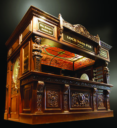 We sell carved antique bars,antique mantels, antique doors, antique pub decor, and have 3 decades of experience in using architectural antiques Pub Bar, Home Bar Essentials, Home Bar Signs, Antique Bar, Pub Interior, Home Pub, Pub Decor, Small Bars, Architectural Antiques