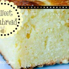 Moist Sweet Cornbread Recipe. This is the best cornbread I have ever had!