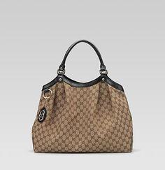 Gotta love the Gucci bags...