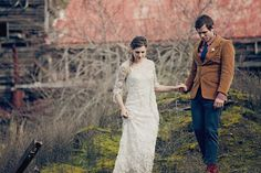 Rustic Australian Wedding in Donnelly River: Rae + Shane