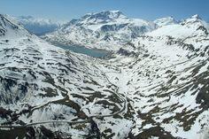 Col du Mont Cenis ©Altimage «  Tous droits d'exploitation réservés - Conseil général de la Savoie » www.cg73.fr »