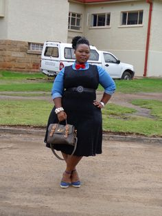 Plus Size Outfit: Tappin into the Men's World http://thickfitandfabulous.blogspot.com/