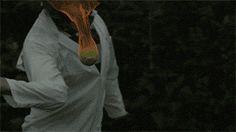 slomo fire tennis ball