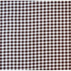 Sheetworld Gingham Check Playard Fitted Crib Sheet Color: