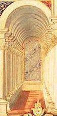 Pierro della Francesca, Polyptyque de Saint Antoine ( detail )