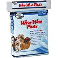 Four Paws - Container Wee Wee Pads For Puppies