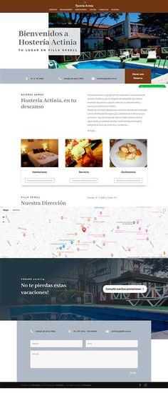 sitio realizado en Wordpress Marketing En Internet, Wordpress, Buenos Aires, Argentina, Mar Del Plata, Web Design