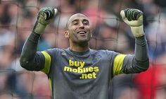 LEE GRANT will go back to the future at Wembley on Saturday, this time ready to take an active part in getting Derby into the Premier League. Lee Grant, Derby County, Back To The Future, Premier League, Football, Soccer, Futbol, American Football, Soccer Ball