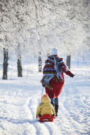 Snow Day adventure ideas