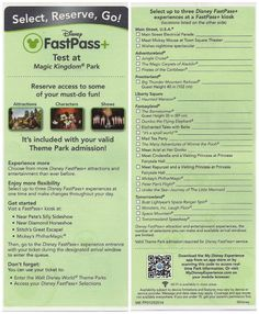 Guide to using FastPass+ at Disney World & our top 10 tips