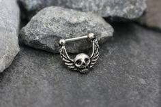Septum Ring Clicker Silver Septum Clicker Septum by MyBodiArt Septum Ring, Daith Rings, Nostril Ring, Septum Clicker, Septum Jewelry, Daith Piercing, Nipple Rings, Body Jewelry, Ear Piercings