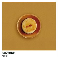 Hunger-Inducing Pantone Swatches in the Form of Food - My Modern Metropolis