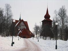 Kiruna: la città svedese che trasloca per non sprofondare | Viaggia trova ama