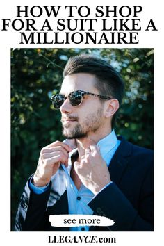 "Click here to learn about ""How to shop for a suit like a millionaire"" on Llegance! You'll find pins about mens suit vest, mens suit wedding. Additionally, mens suit fashion, mens suit fashion. As well as, mens suit jacket, suit fashion men's grey. Also, suit fashion men's blue, suit fashion men's style guides. Stylish mens suit pants, suit fashion men's classy. Along with, suit fashion men's outfits, suit fashion men's casual. Trendy suit fashion men's navy.   #suit #fashion #millionaire Fashion Tips For Women, Mens Fashion, Fashion Trends, Style Fashion, High Fashion, Fashion Bella, Fashion Forms, Fashion Articles, Fashion Blogs"