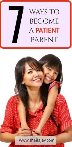 Parenting is challen