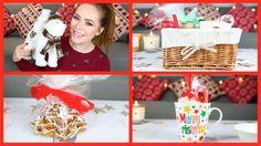 Cute DIY Christmas Gifts!   Tanya Burr