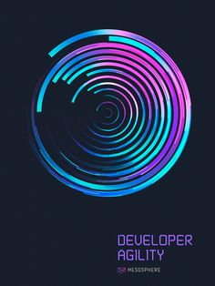 Posters for Mesosphere datacenter operating system.