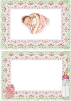 SWEET DREAMS BABY GIRL IN FLORAL FRAME INSERT on Craftsuprint - Add To Basket!