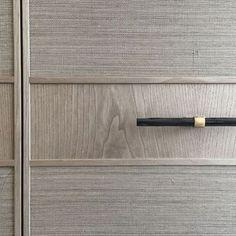 millwork details, drawer style, wood finish - home accessories - Dekor Labor Cabinet Design, Door Design, Architecture Details, Interior Architecture, Interior Design, Layout Design, Joinery Details, Wardrobe Design, Furniture Design