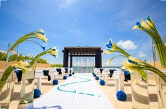 Now Jade Riviera Cancun: The Perfect Family Friendly Wedding Destination!