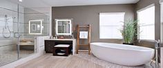 Level V Design & Build provide bathroom renovation service in Toronto since 25 years.