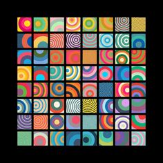 cirrcllleeeeeeee #filterforge #procedural #patterns #random #gif #animation
