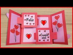 Crafts For Kids, Diy Crafts, Ideas Para, Overlays, Birthday Cards, Scrap, Lettering, Frame, Hipsters
