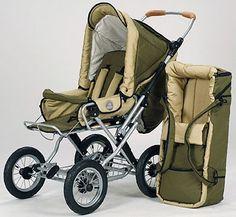 Naturkind-Kinderwagen Terra Laubfrosch - DER zertifizierte Biokinderwagen für Ihr Baby