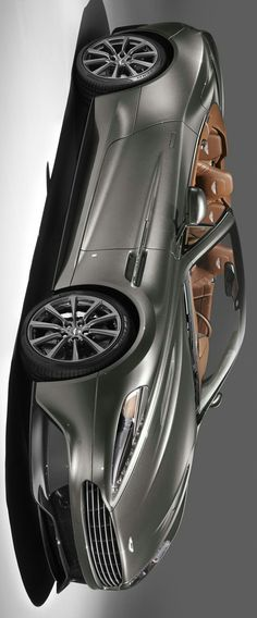Aston Martin Vanquish Volante by Levon