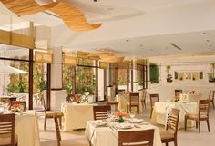 Dreams Riviera Cancun - The World Café offers a variety of international specialties and delights.