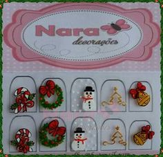 Mini One, Toe Nails, Christmas Nails, Pedicure, Projects To Try, Nail Art, Manicures, Design, Christmas Manicure