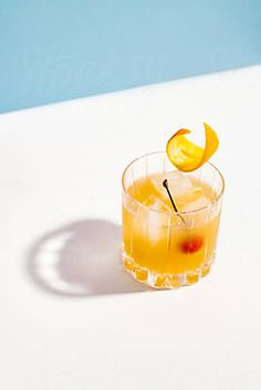 Cocktail Stock Photos by CAMERON WHITMAN [Royalty-Free Stock Photos] Bramble Cocktail, Sour Cocktail, Cocktail Photography, Whiskey Sour, Cocktails, Cocktail Drinks, Orange Slices, Light And Shadow, Store Design