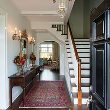 traditional entry by V Fine Homes