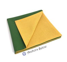 f0fa658654988 Mustard Pocket Square, Yellow Pocket Square, Olive Green Pocket Square,  Polka Dot Pocket Square, Men
