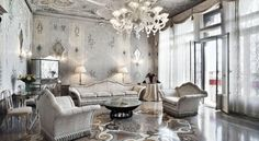 Fantastisch Royal Suite At 5 Star Hotel: Bauer Il Palazzo. This Hotelu0027s Address Is: S.  Marco San Marco Venice 30124 And Have 82 Rooms