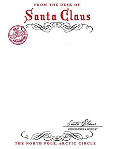 Free printable letter to santa template cute christmas wish list 40 awesome letterhead for letter to santa images spiritdancerdesigns Choice Image