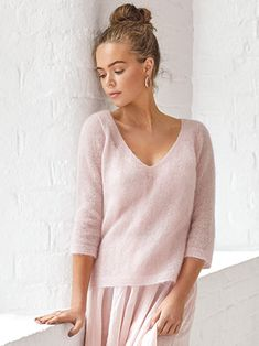 SWEET from Haze by Kim Hargreaves - 21 new designs for Summer 2018 | English Yarns