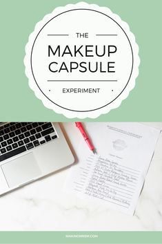 You've heard of capsule wardrobes for clothing - but now, here's a capsule wardrobe for makeup!