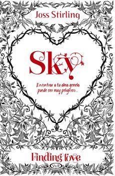 Titulo: Sky Autor: Joss Stirling Tres libros