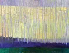 Wolf Kahn - Lemon Pines