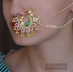 Stunning & Affordable Jewellery Brands For The Budget Brides Nose Ring Jewelry, Indian Jewelry Earrings, Evil Eye Jewelry, Wedding Jewelry, Nose Rings, Jewelery, Jewelry Ads, Jewelry Trends, Gold Jewellery